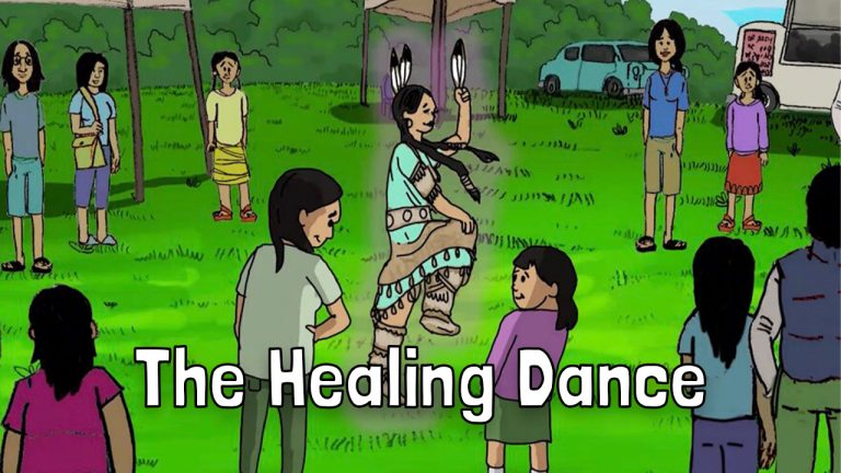 The Healing Dance film