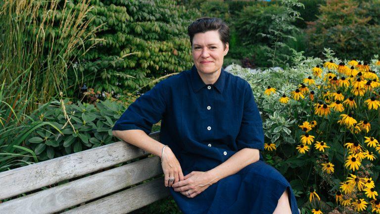 Sheryda Warrener, Lecturer, UBC School of Creative Writing